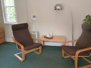 Therapy Rooms to Hire. room 2 brown